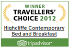 Tripadvisor's Travellers' Choice Award
