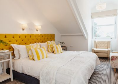 Room 8 at Highcliffe B and B